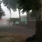 Nublado amanecer