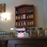 Recordando viejos tiempos en Café León