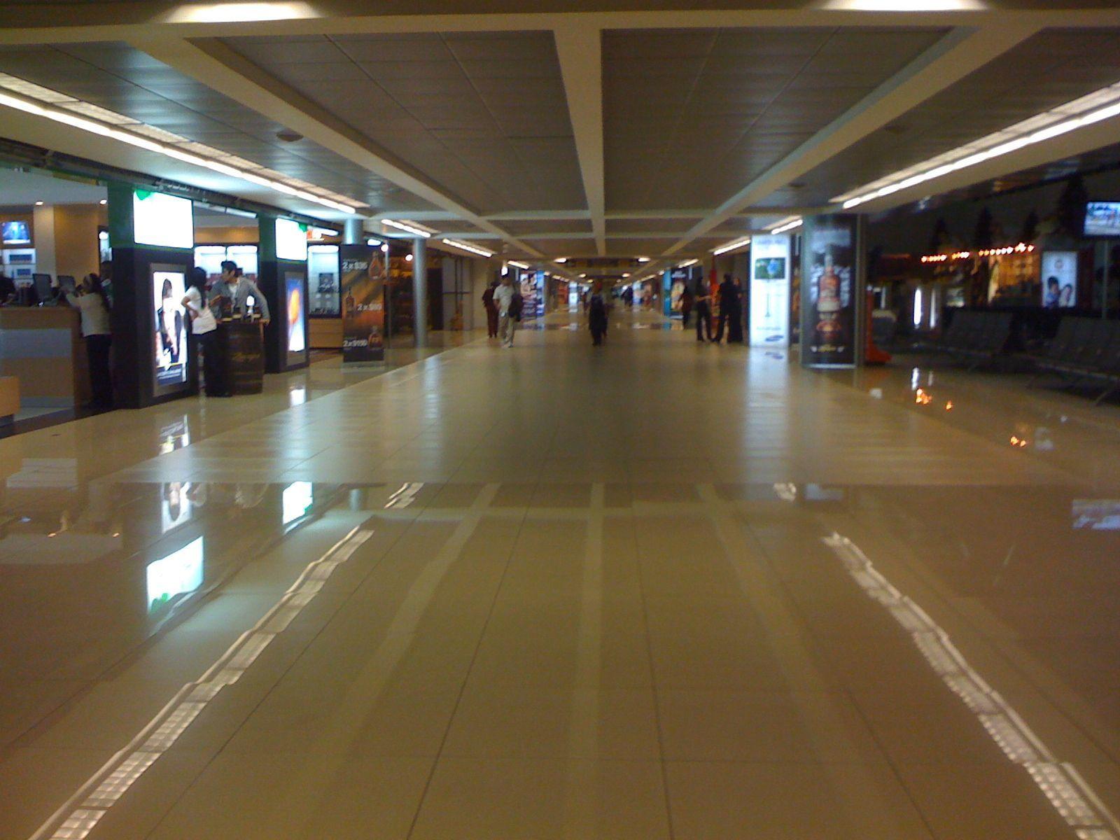 Aeropuerto La Aurora