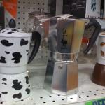 Cafetera de … vaca?