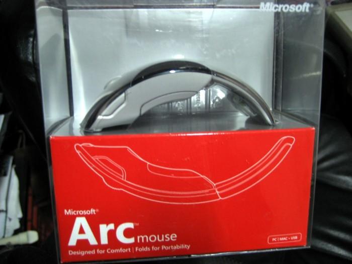 Caja Arc Mouse