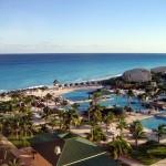 Cancún, el único lugar donde justificaría más de 28° C u_u