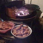 Hora del churrasco
