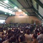 En una graduación de la UVG