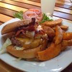 Torito burger en Frisco Grill