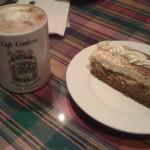 Latte y Tiramisú