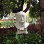 Busto de Miguel Angel Asturias