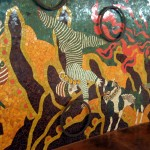 El circo - Mural