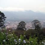 Vista hacia la Antigua Guatemala desde el Cerro - 2