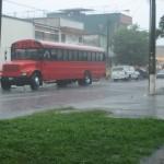 Tormenta Agatha en Guatemala