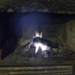 La chimenea