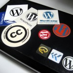 Stickers de WordPress