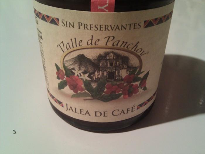 Jalea de Cafe
