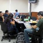 Geek lounge en WebConf Latino