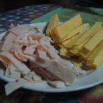 Jamón y queso Kraft