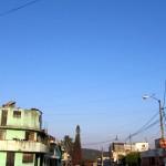 Típico de noviembre: Días sin nubes