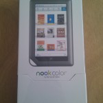 Destapando mi Nook Color
