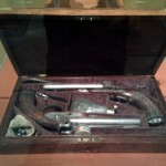 Set de pistolas para duelo