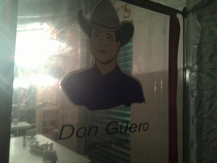 Taquería Don Güero
