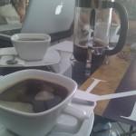 """Hora de un buen café de """"El Injerto"""""""