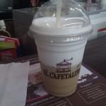 Capuccino frío @ El Cafetalito
