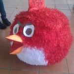 Piñata de angry birds lol