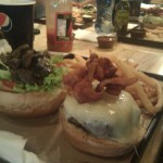 @ Rick's Burgers