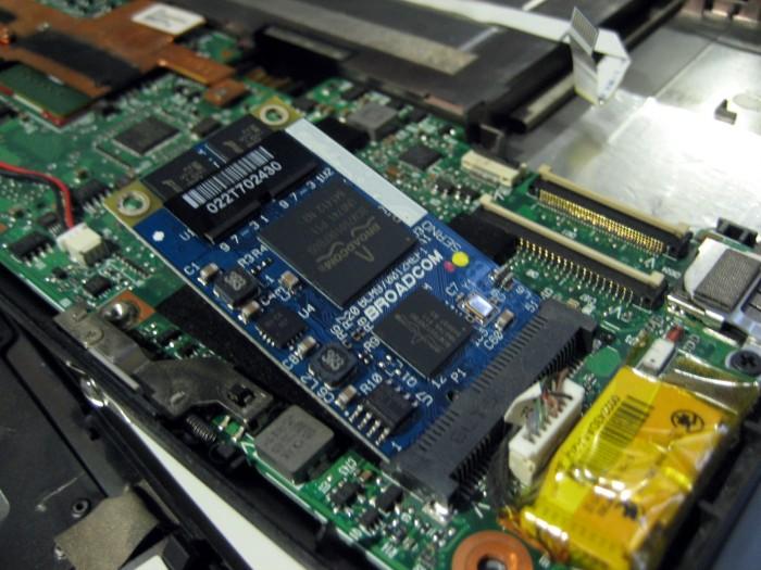 Puerto PCI Express de la mini 1000