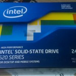 Disco de estado sólido: Intel SSD 520 – 240gb