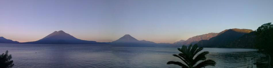 Good morning, Atitlán
