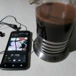 Saturday Night: Coffee and music