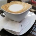 Latté @ El Injerto Café