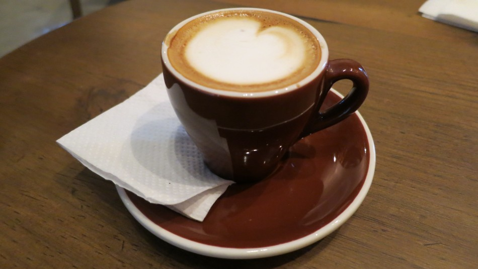 Machiatto @ El Injerto Café