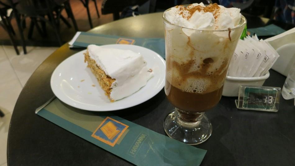 Ese momento mágico cuando vas a Havanna Café