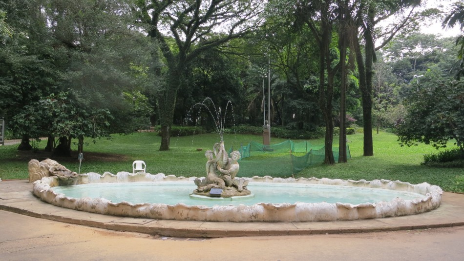 Parque Buenos Aires @ bairro de Higienópolis