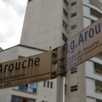 Rua do Arouche y Largo do Arouche