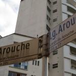 Rua do Arouche y Largo do Arouche
