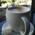 El café de la tarde