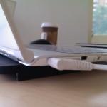Le encontré utilidad a la cubierta del Wedge Keyboard