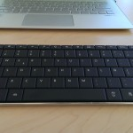 Microsoft Wedge Keyboard (Español)