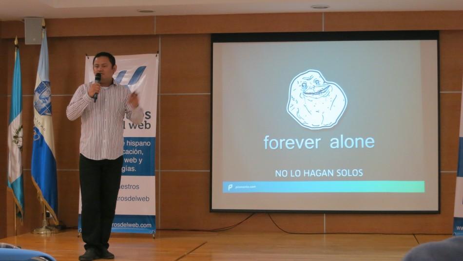 Ser forever alone y emprendimiento no se mezclan