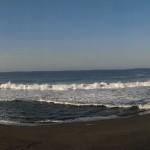 Buenos dias desde la playa