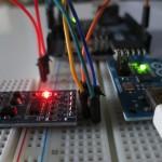 Arduino y un acelerómetro MMA7361