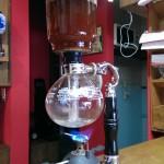 Vacuum coffee brew
