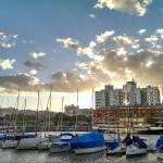 Atardecer en Puerto Madero
