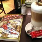 Hora del café en El Ateneo