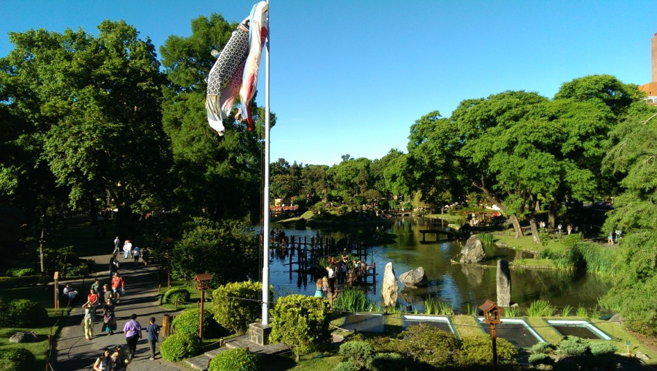 Jardín Japones @ Buenos Aires