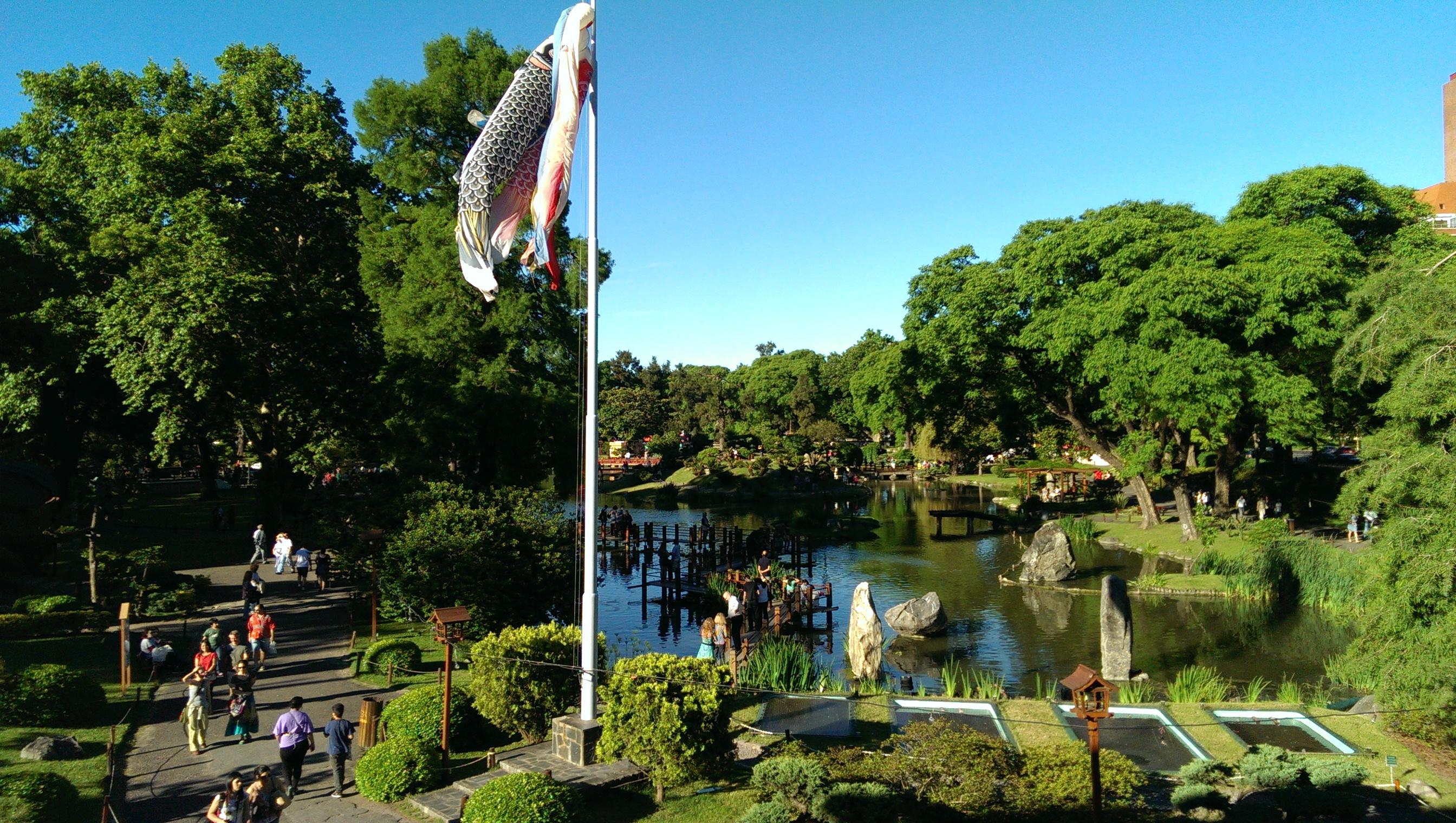 Jard n japones buenos aires Jardin japones informacion