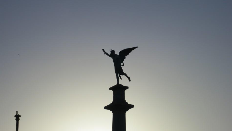 Atardecer en Buenos Aires