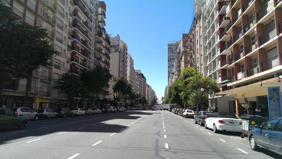 Avenida Colón @ Mar del Plata